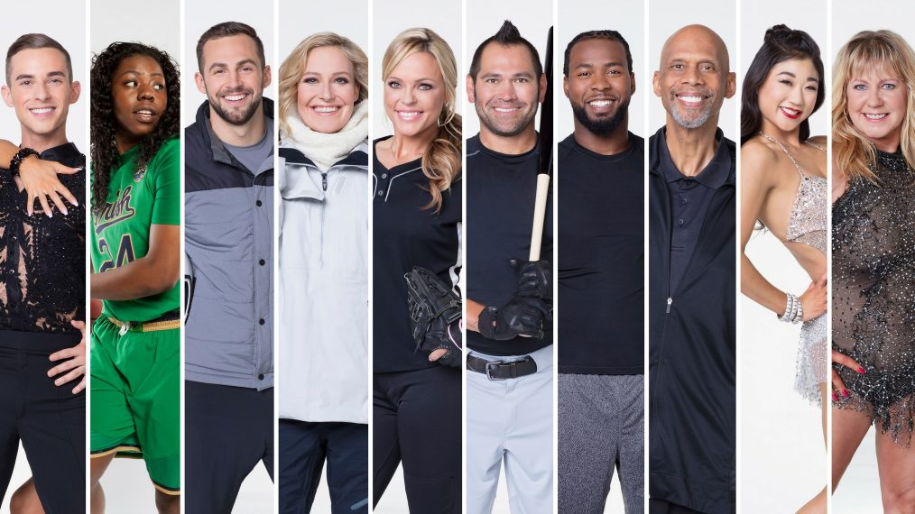 'Dancing with the Stars' returns with an all-athlete edition