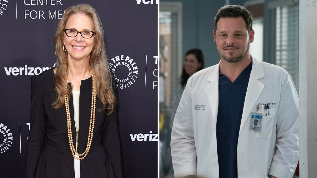 'Grey's Anatomy' Casts 'Bionic Woman' Star Lindsay Wagner as Alex Karev's Mom