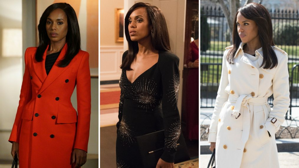 Ahead of the 'Scandal' Series Finale, Look Back at the Top 8 Olivia Pope Fashion Moments