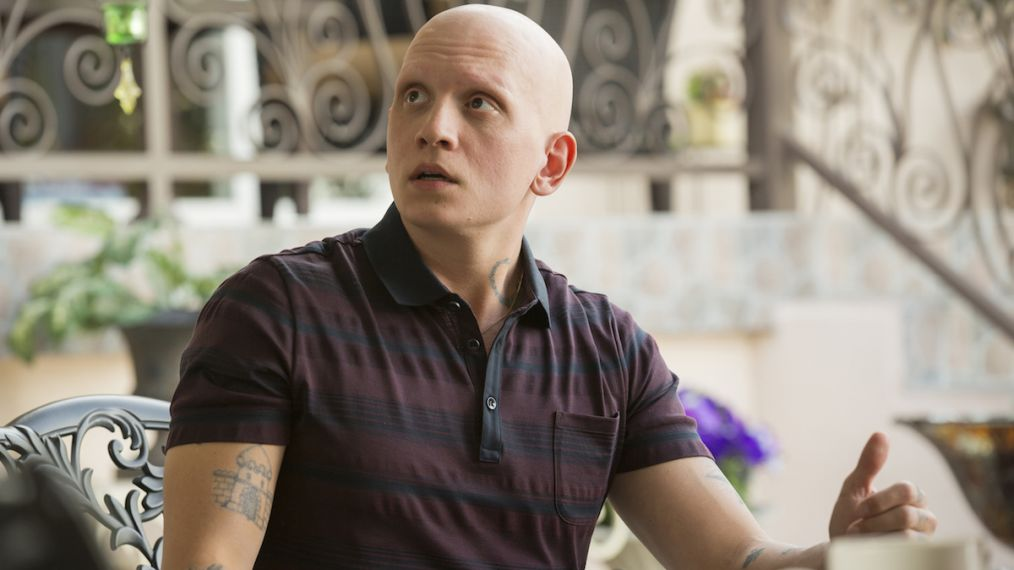 Anthony Carrigan NoHo Hank Barry