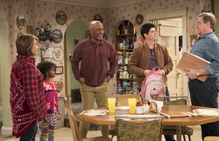 ROSEANNE BARR, JAYDEN REY, JAMES PICKENS JR., MICHAEL FISHMAN, JOHN GOODMAN