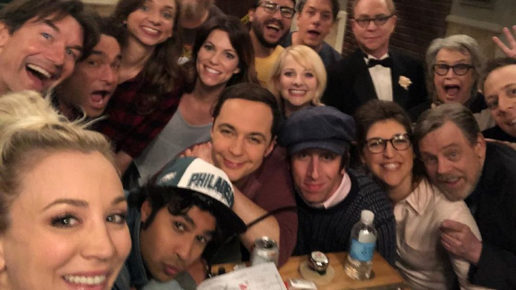 Go Behind the Scenes of the 'Big Bang Theory' Star-Studded Finale (PHOTOS)