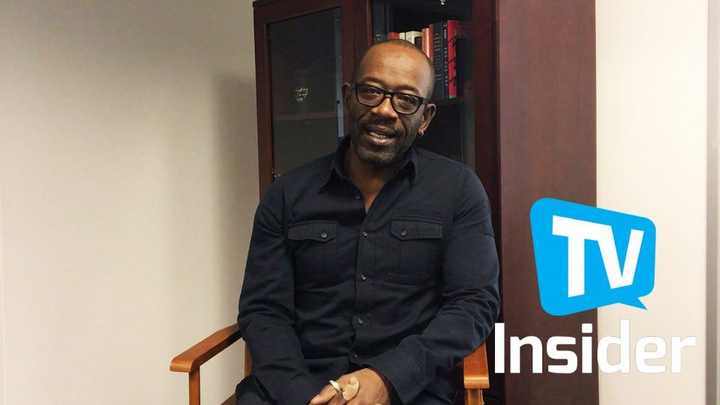 Lennie James' 3 Words to Describe 'Fear the Walking Dead' (VIDEO)
