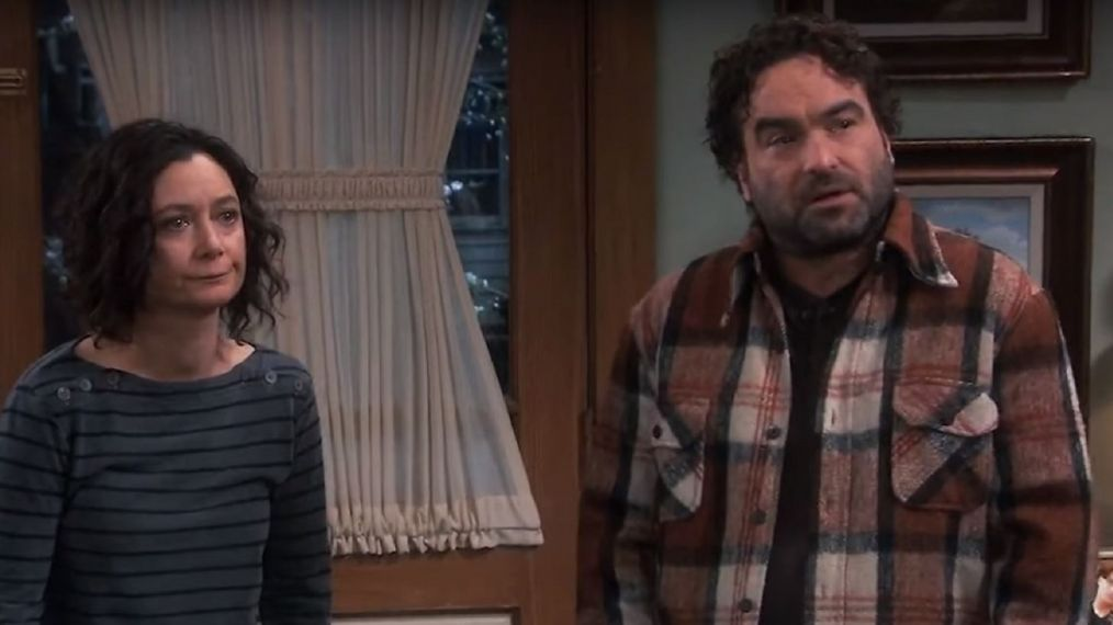 See Johnny Galecki's Return as David in 'Roseanne' Sneak Peek (VIDEO)