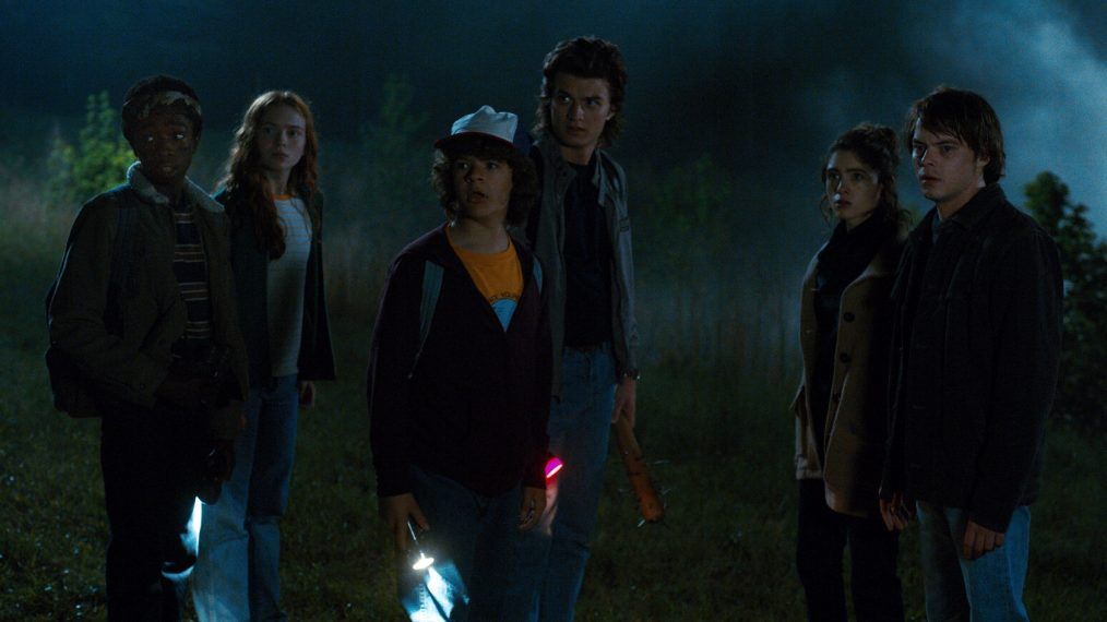 Netflix Stokes Excitement For Stranger Things Season 3 With Table Read Video