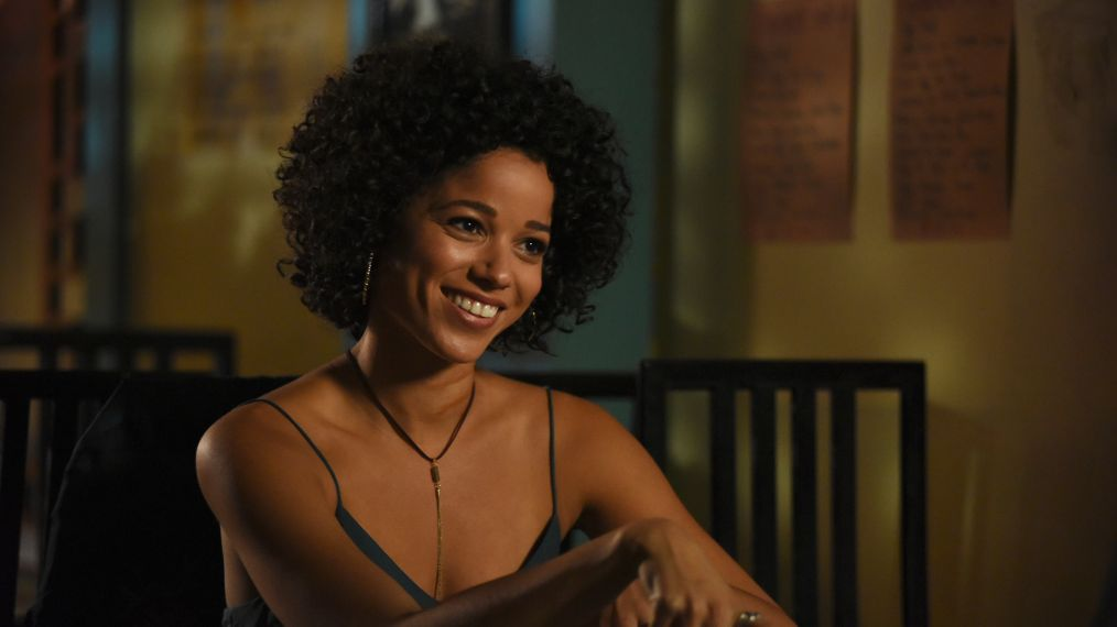 'Shadowhunters' Star Alisha Wainwright on Maia, Simon & Jordan's Awkward Mission