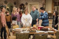 'Roseanne' Finale: Sneak Peek at the Stormy Conclusion to the Revival's First Season (PHOTOS)