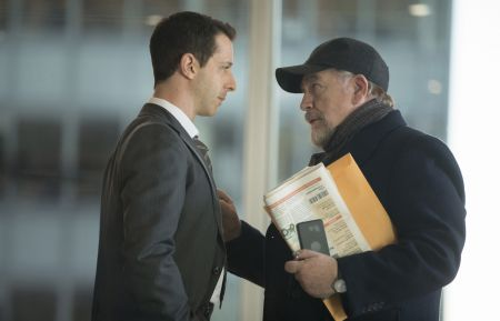 Succession - Brian Cox, Jeremy Strong