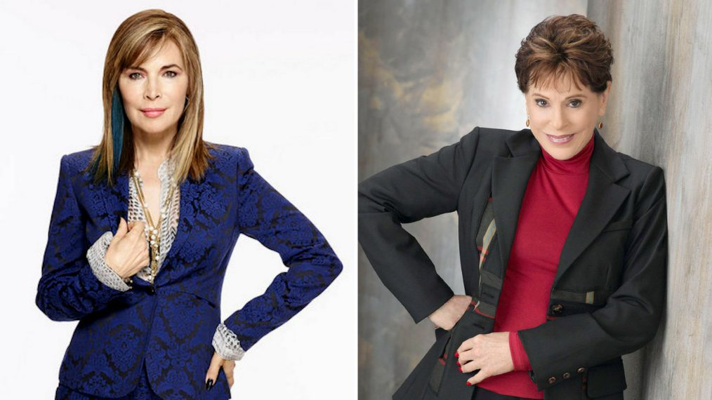 RIP Vivian! Lauren Koslow on Her 'Days of Our Lives' Rival Going to the Great Soap in the Sky