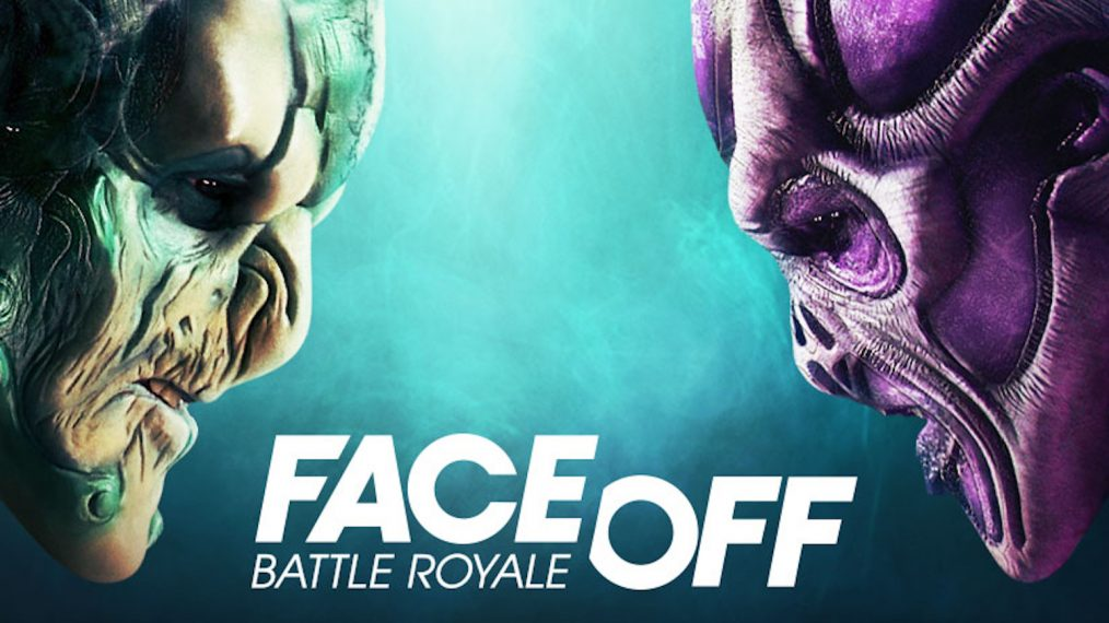 Syfy's 'Face Off: Battle Royale' Will Be a Final All-Star Season