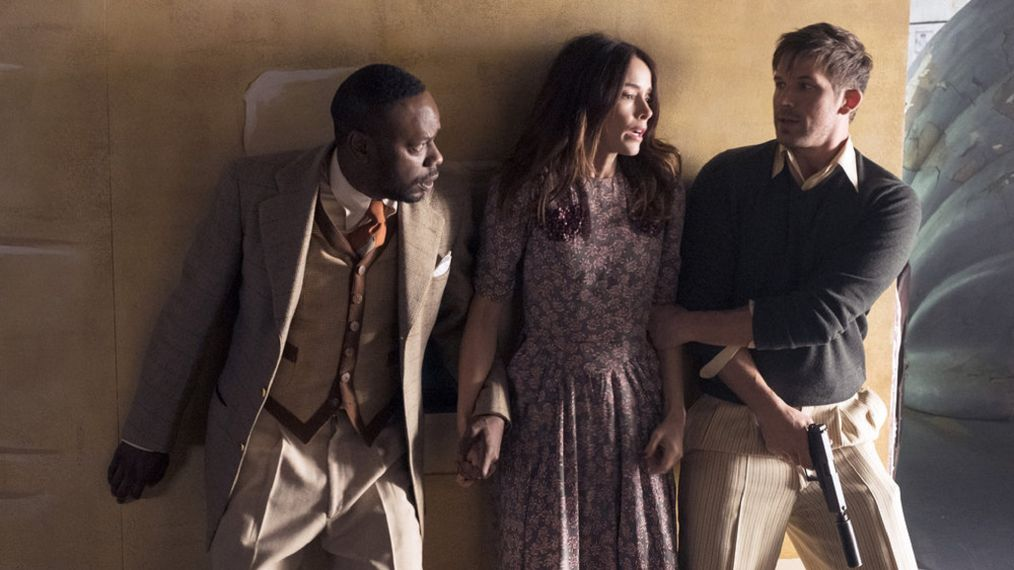 Will Fans Save 'Timeless' From Cancellation Once Again?
