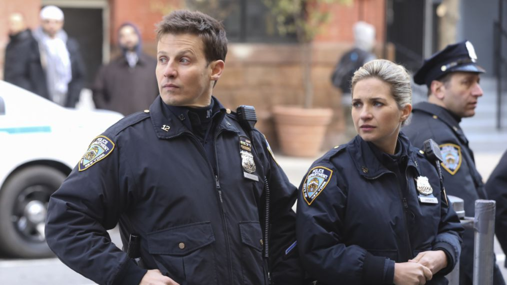 Eddie & Jamie's 7 Cutest 'Blue Bloods' Moments