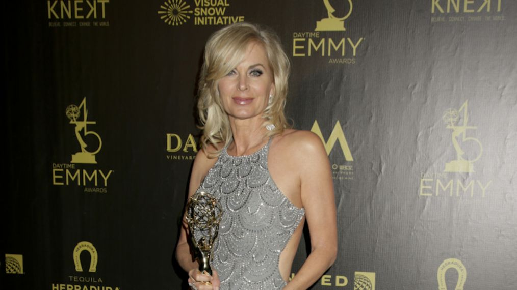 Farewell Ashley Abbott! Eileen Davidson Is Leaving 'Young and the Restless'