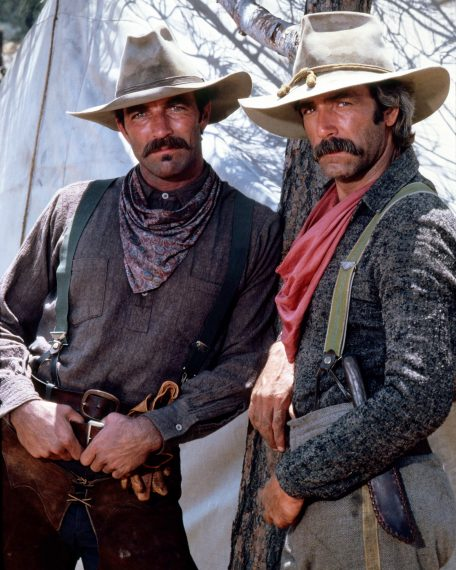 The Sacketts - Tom Selleck, Sam Elliott