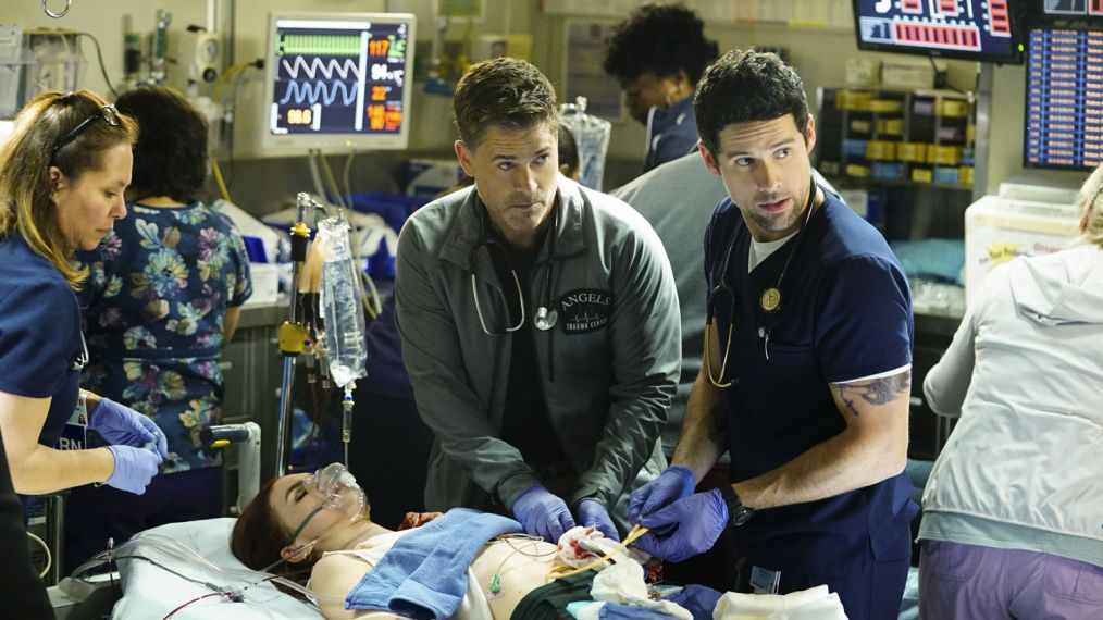 'Code Black' EP Michael Seitzman Teases an 'Emotional' Series Finale