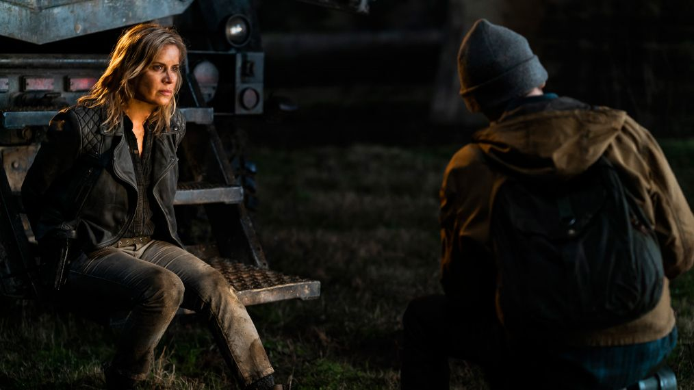 Fear the Walking Dead - Kim Dickens