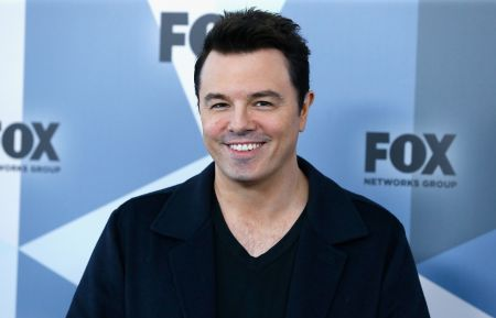 NEW YORK, NY - MAY 14: Seth MacFarlane attends 2018 Fox Network Upfront at Wollman Rink, Central Park on May 14, 2018 in New York City. (Photo by John Lamparski/WireImage)