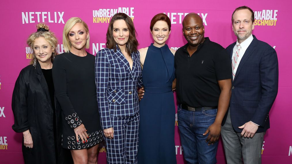 'Unbreakable Kimmy Schmidt' Cast on More Season 4 & That Potential Movie