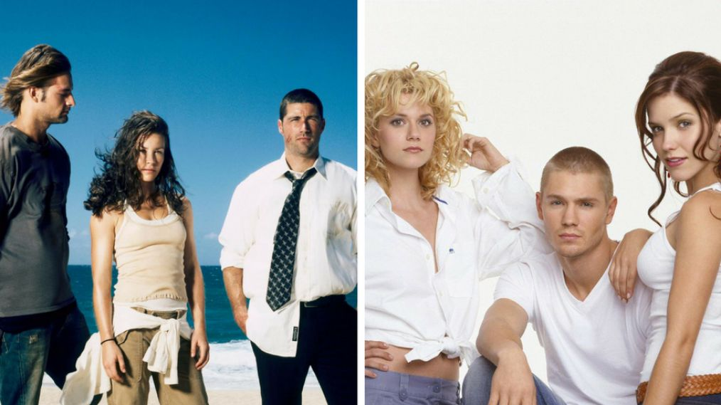 12 Most Divisive TV Love Triangles: 'Sex and the City,' 'Buffy' & More (PHOTOS)