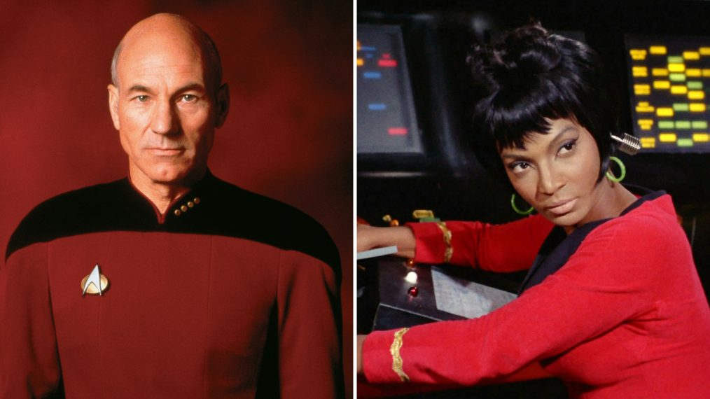Patrick Stewart & 5 Other 'Star Trek' Alums We Want to Return for the New Series
