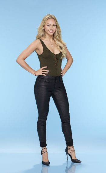 The Bachelor - Corinne Olympios