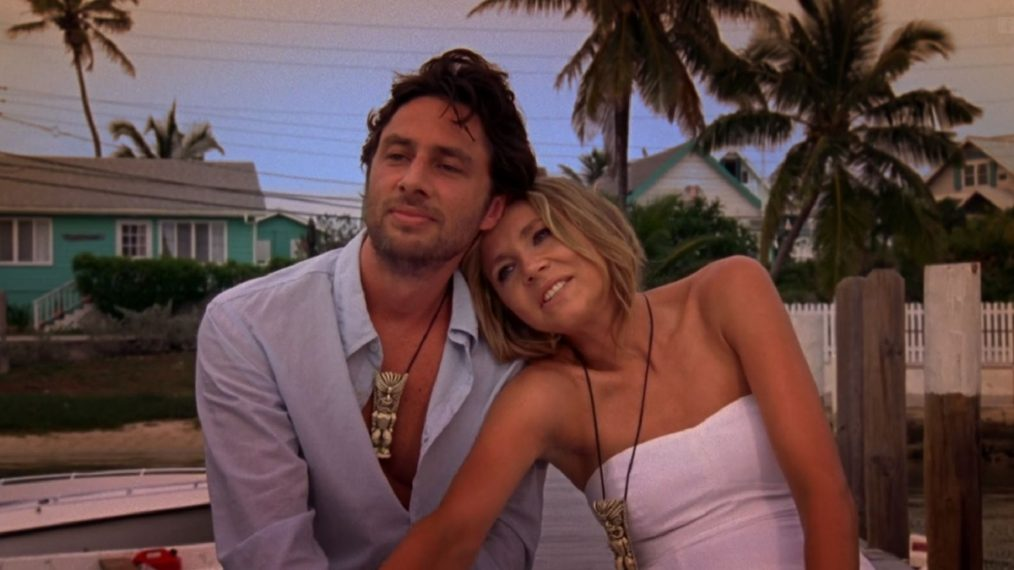 From 'Friends' to 'Scrubs' — TV's Sunniest, Sandiest, Sexiest Beach Episodes