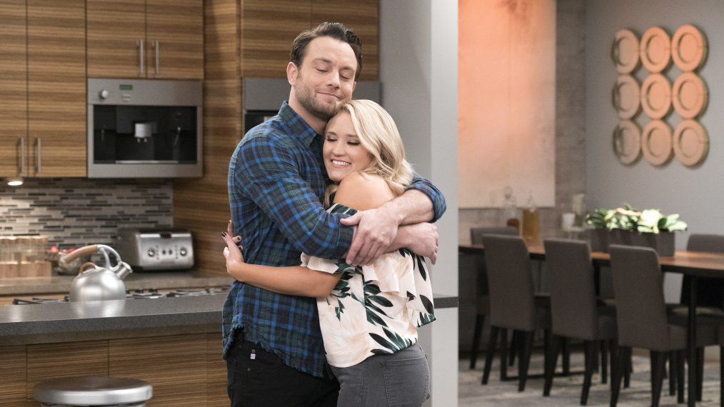 Emily Osment Reveals the 'Young & Hungry' Movie Is No Longer