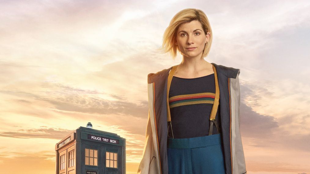 'Doctor Who' Showrunner Says Jodie Whittaker Was First Choice for 13th Doctor