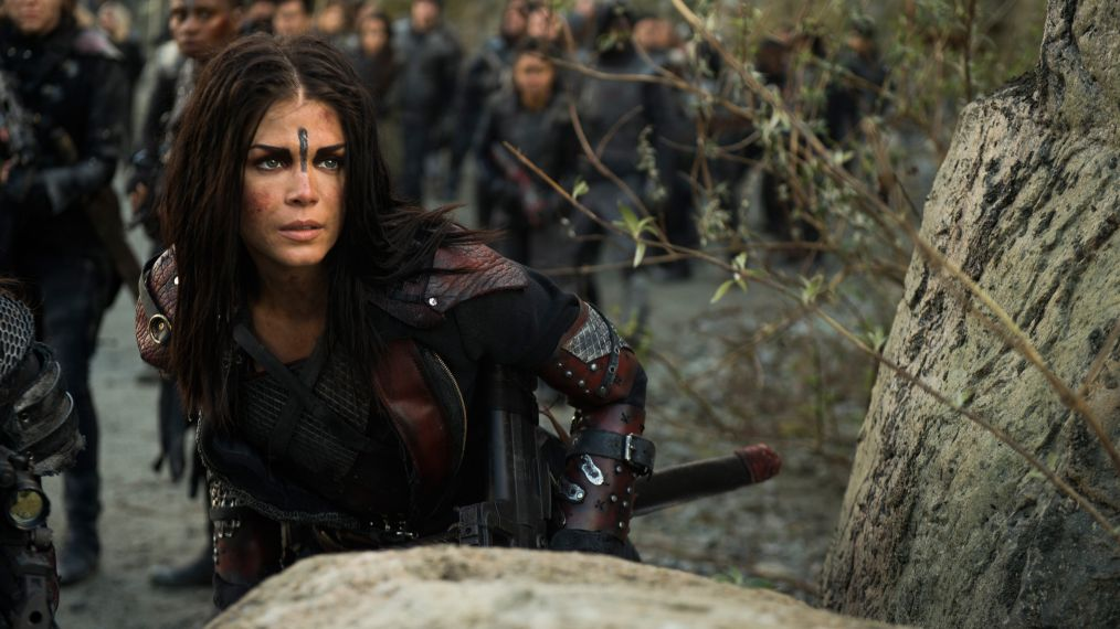 The 100 - Marie Avgeropoulos - The 100 --