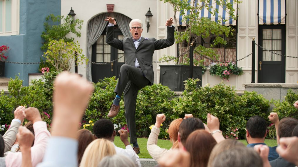 The Good Place - Ted Danson