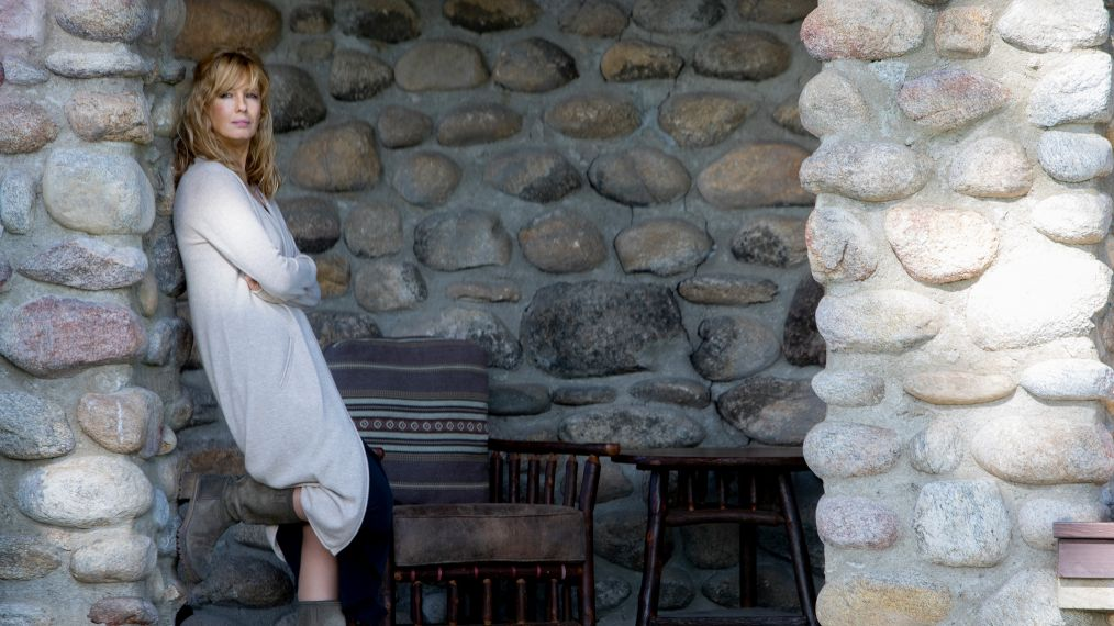 Yellowstone- Kelly Reilly