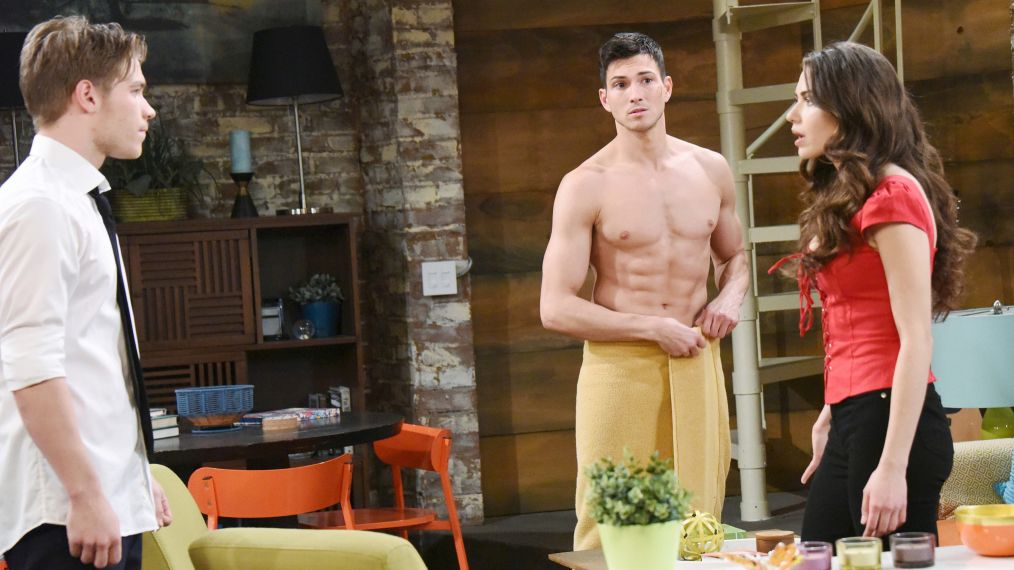 'Days of Our Lives' Star Robert Scott Wilson on Ben's Love Triangle & If He's Truly Reformed