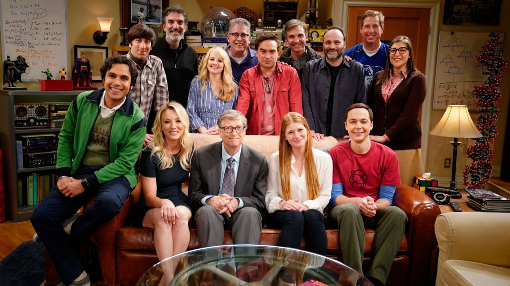 'The Big Bang Theory': Go Behind the Scenes With the Cast on Set (PHOTOS)