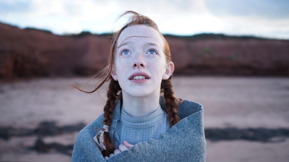 anne with an e star amybeth mcnulty on anne s feminism her