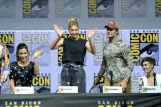 'Fear the Walking Dead' Panel: New Cast Additions, Who's Blocked From Reading Scripts & More!