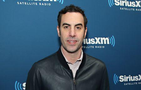 SiriusXM's 'Entertainment Weekly Radio Special' with Sacha Baron Cohen