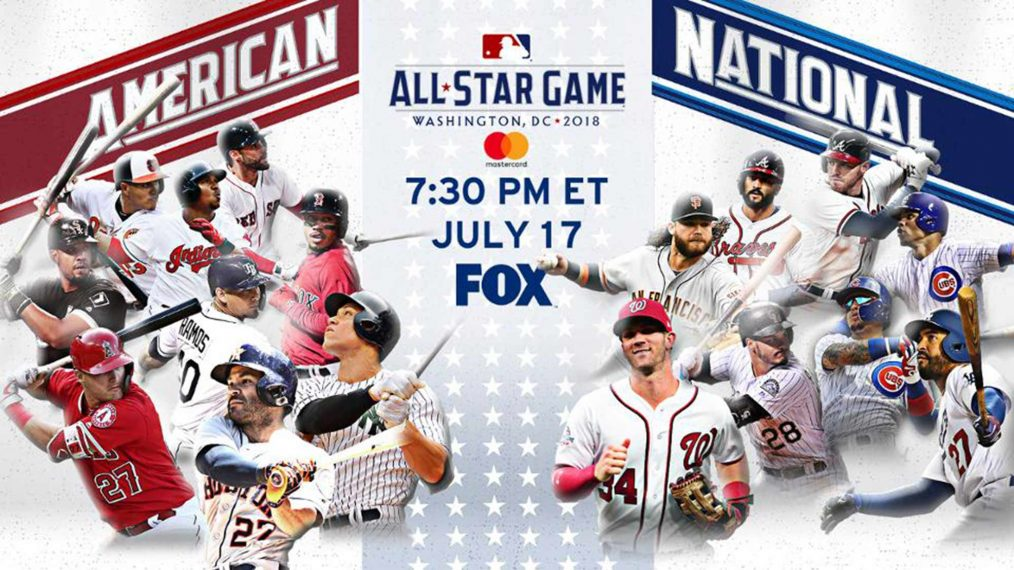 74559a421655e6 Where to Watch the 2018 MLB All-Star Game   Home Run Derby – TV Insider
