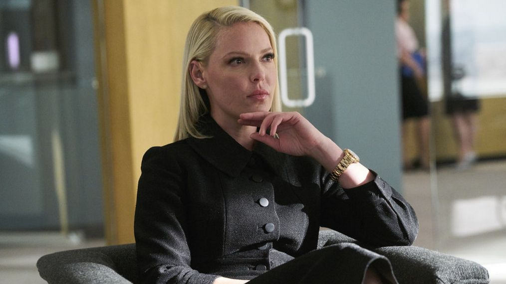 Katherine Heigl on How Her New 'Suits' Character Compares to Past TV Roles