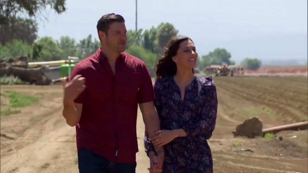 'The Bachelorette' Episode 8: Happiness on Hometown Dates (RECAP)