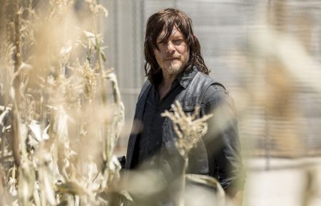 Norman Reedus as Daryl Dixon The Walking Dead _ Season 9, Episode 1 - Photo Credit: Jackson Lee Davis/AMC