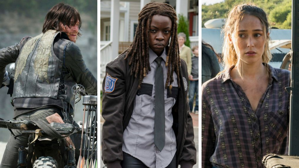 11 Best Fashion Moments From 'The Walking Dead' & 'Fear The Walking Dead' (PHOTOS)