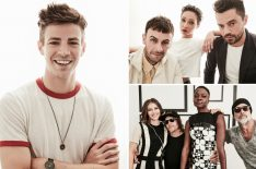 Comic-Con Portraits of 'TWD,' 'The Flash' & More Actors in Our Studio (PHOTOS)