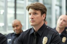 Nathan Fillion on Getting Physical for 'The Rookie' & How John Nolan Compares to Richard Castle