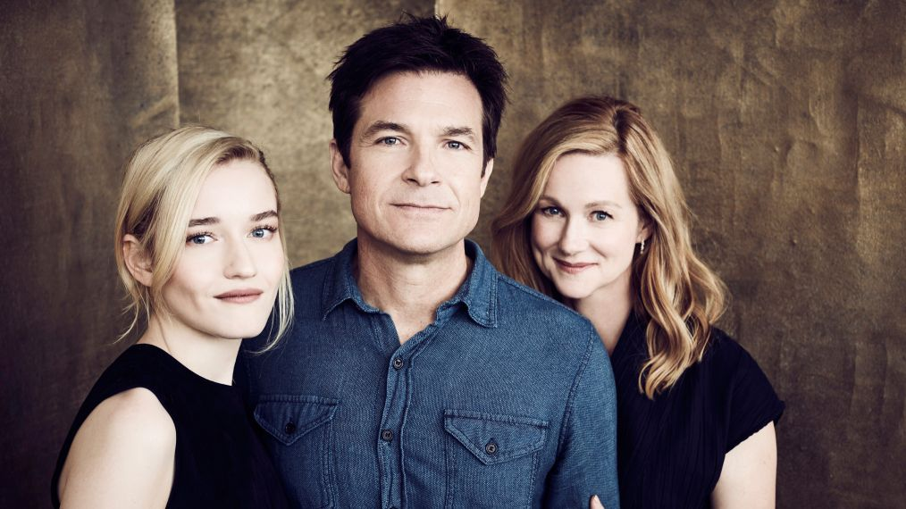 Ozark -Julia Garner, Jason Bateman and Laura Linney