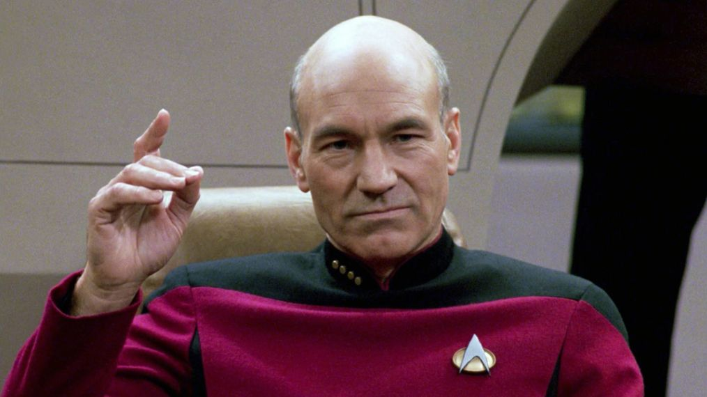 Patrick Stewart 'Excited and Invigorated' to Return as a Very Different Jean-Luc Picard