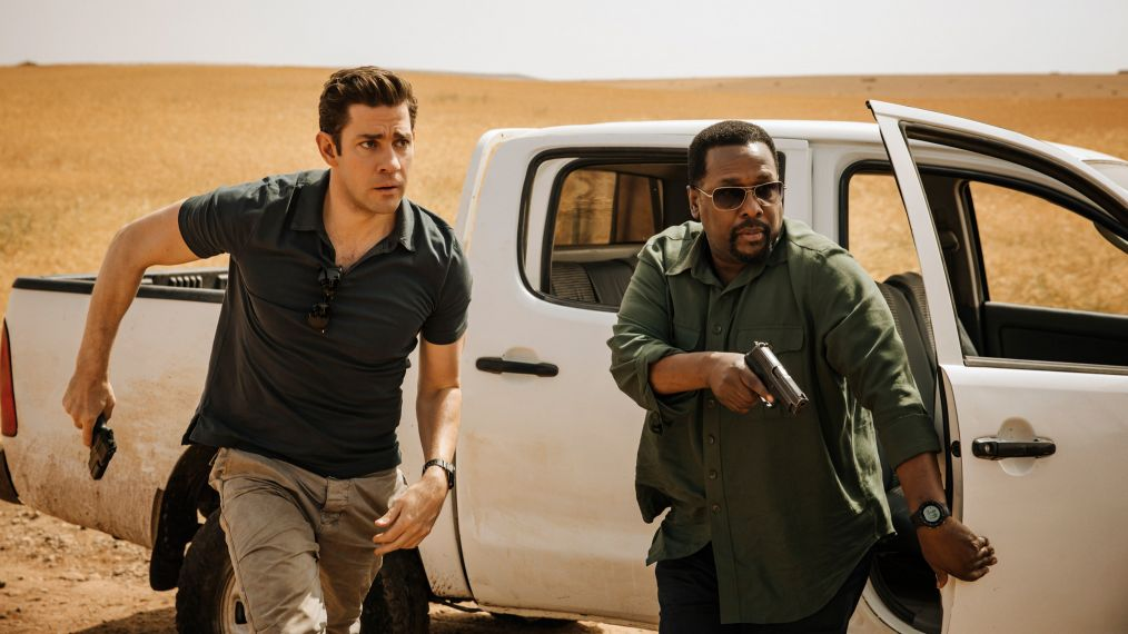 John Krasinski & 'Tom Clancy's Jack Ryan' Cast on Why the Series Is Unlike Anything on TV