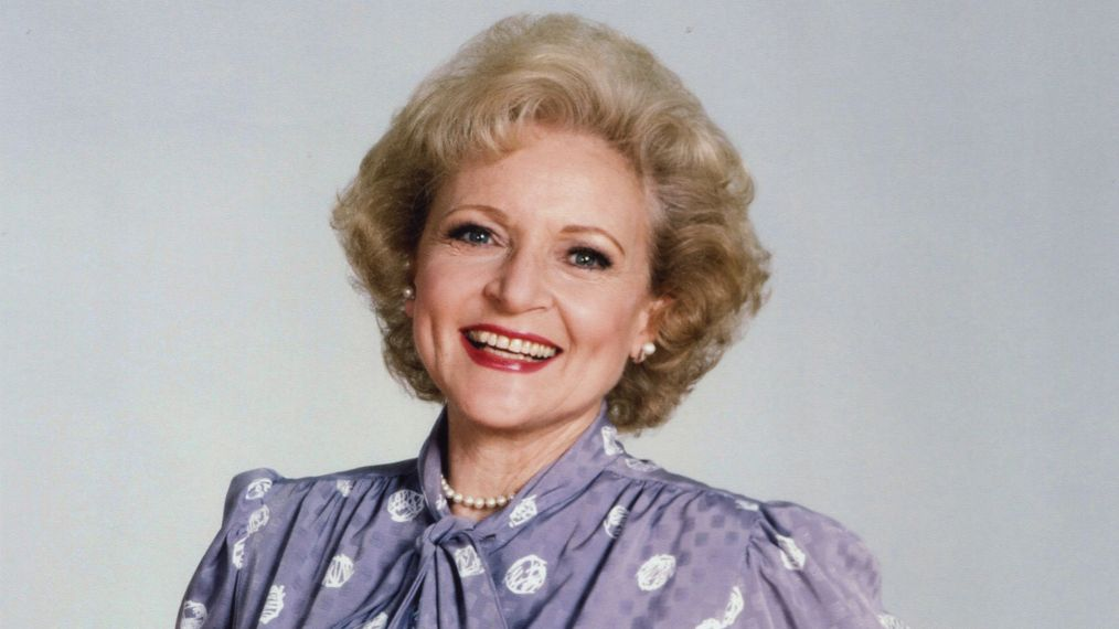 Roush Review: Betty White Is the First Lady of Television ...