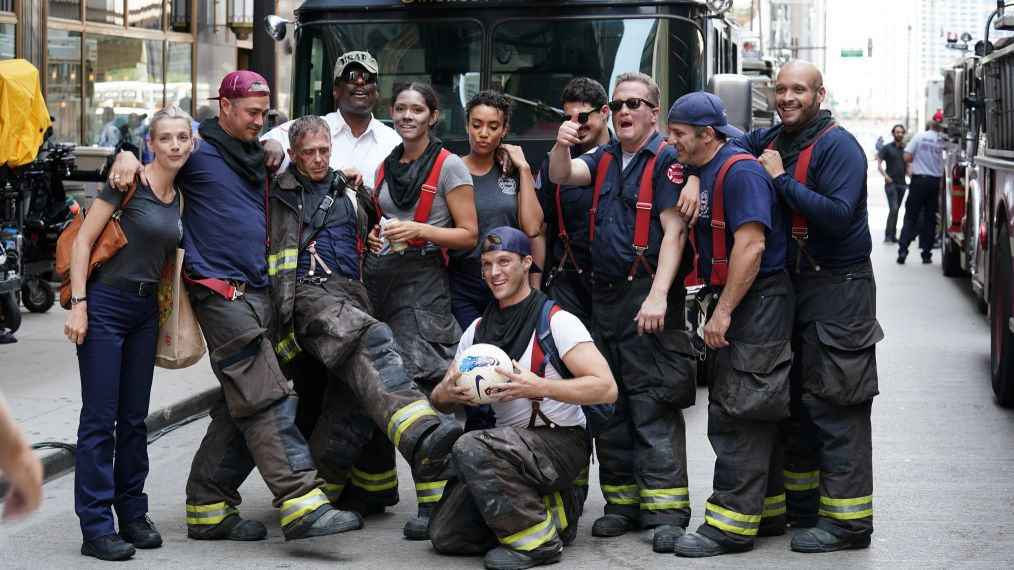 'Chicago Fire,' 'Med' & 'P.D' Showrunners Tease New Characters, Relationships & Struggles