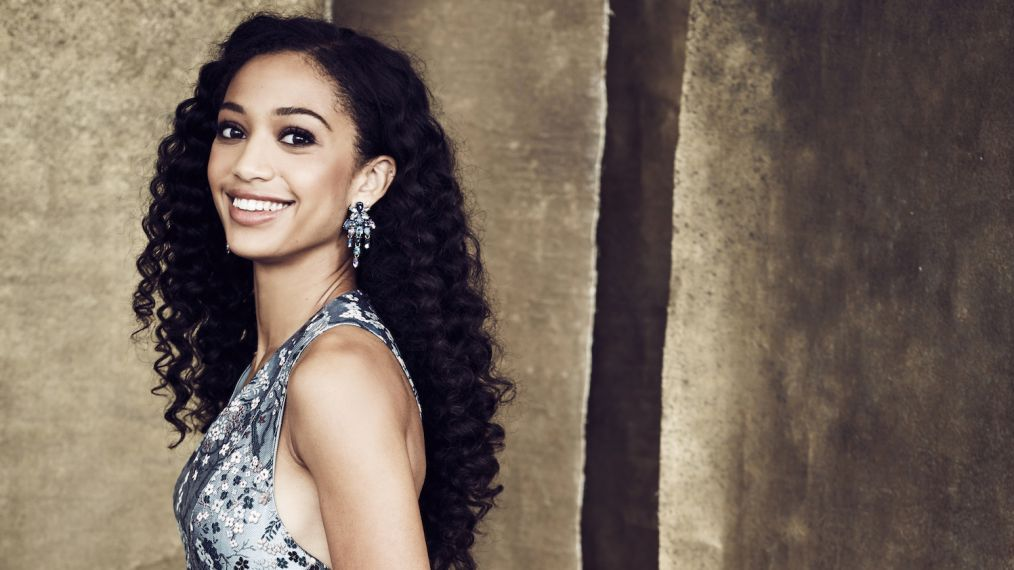 'All American' Star Samantha Logan on Olivia's Secret & 'Steamy' Love Triangle