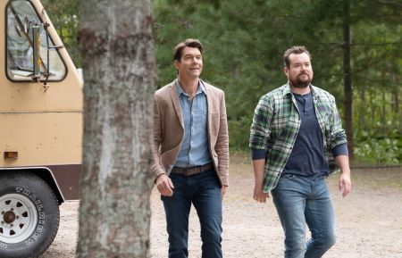 CARTER - Jerry O'Connell, Kristian Bruun